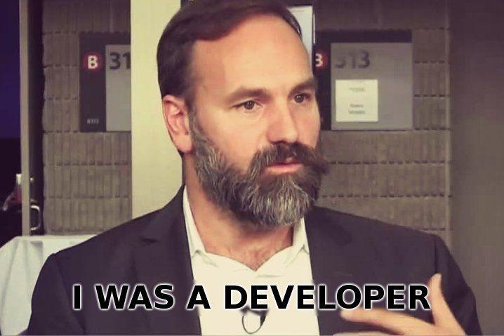 homenaje a los desarrolladores