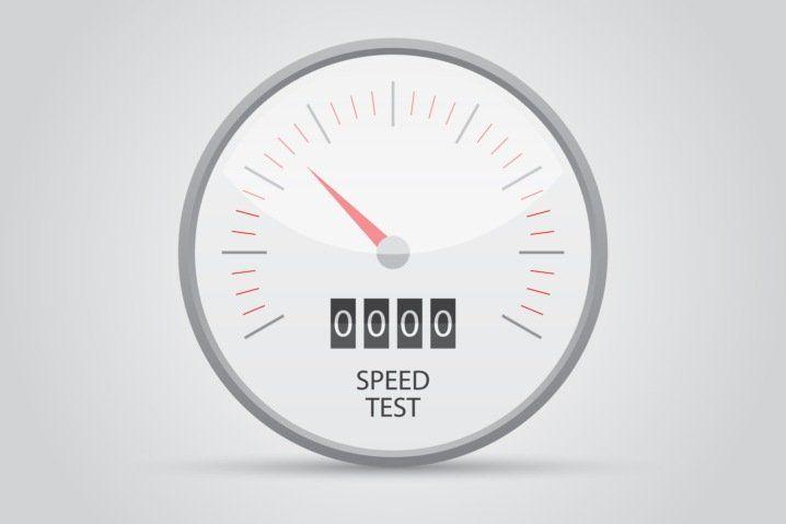 test velocidad