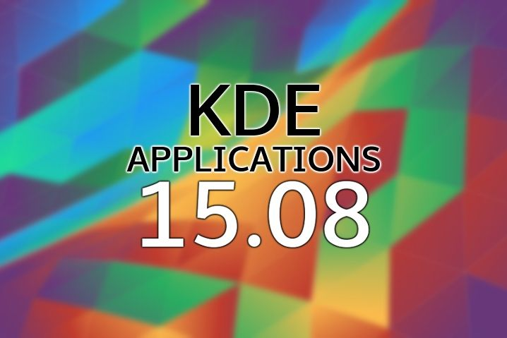 kde applications 15.08