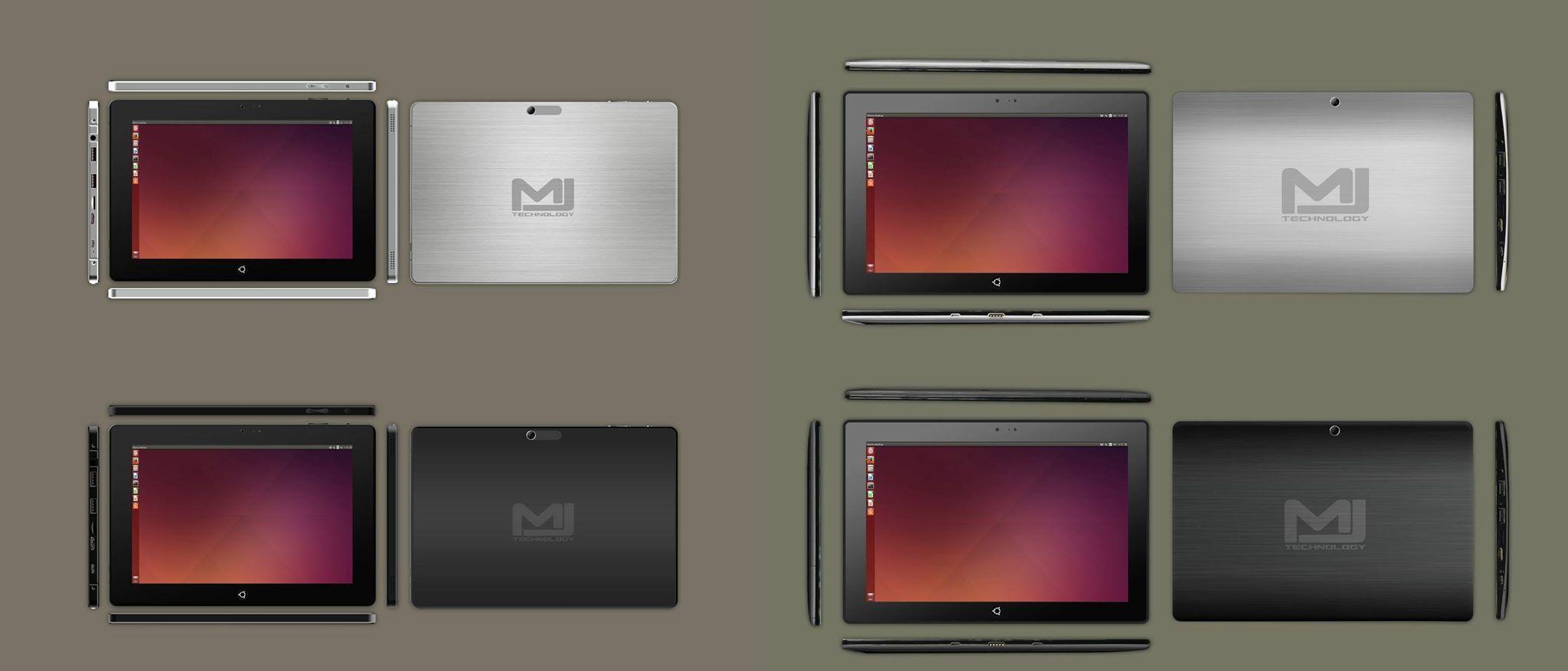 tablets con ubuntu