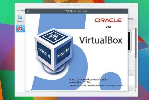 instalar virtualbox