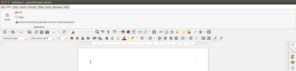 Notebookbar