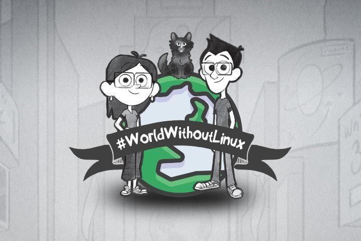 mundo sin linux