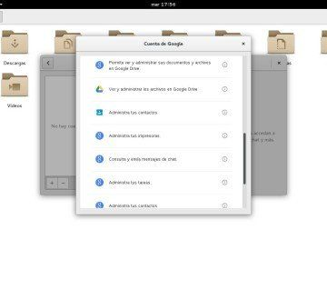 02 Integrar Google en GNOME Shell