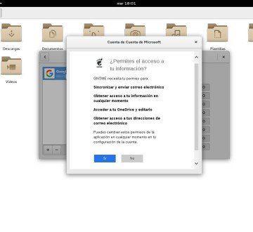 04 Integrar Google en GNOME Shell