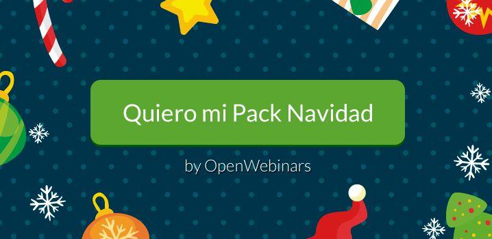 Promo de Navidad de OpenWebinars