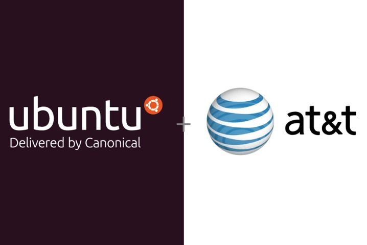 AT&T elige Ubuntu para sus aplicaciones cloud y empresariales