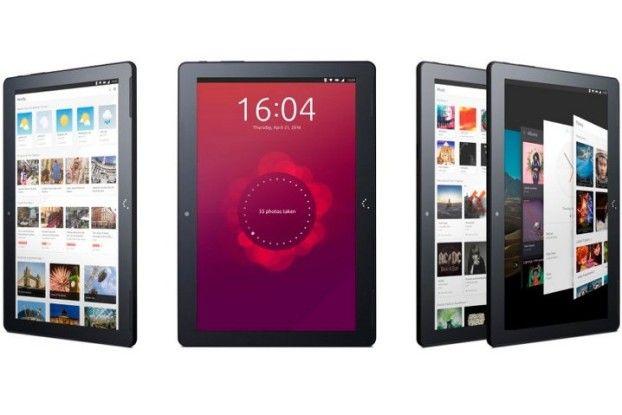 Canonical presenta la primera tablet con Ubuntu, Aquaris M10 Ubuntu Edition