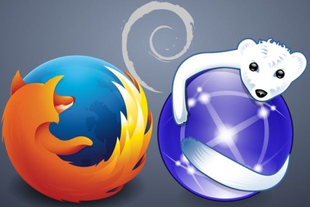 Debian y Mozilla podrían enterrar pronto el hacha de guerra