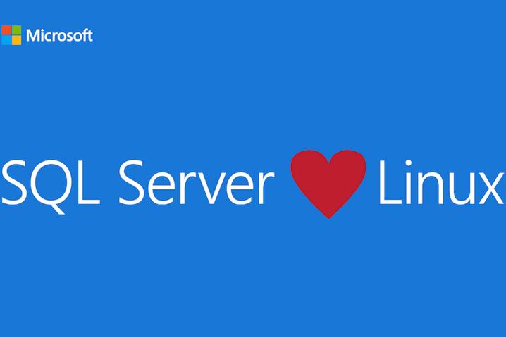 Microsoft SQL Server llegará a GNU/Linux en 2017
