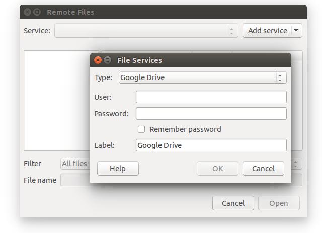 Guardar un fichero en remoto con Collabora Office 5.0