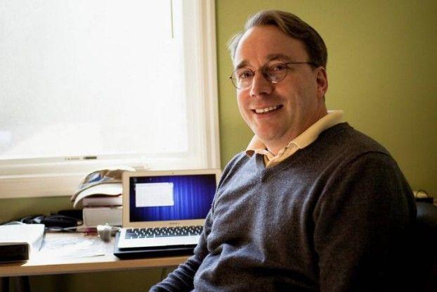 Linus Torvalds sigue sin renunciar a la conquista del escritorio