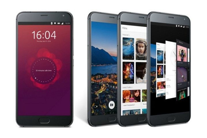 Disponible el Meizu Pro 5 Ubuntu Edition