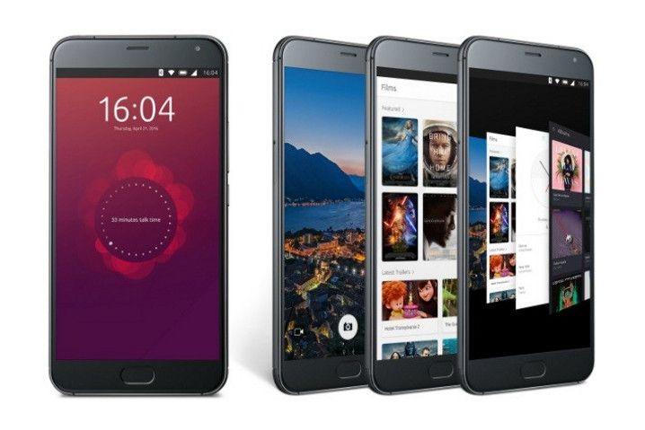 Disponible el Meizu Pro 5 Ubuntu Edition
