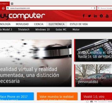 MuyComputer sobre Vivaldi 1.0