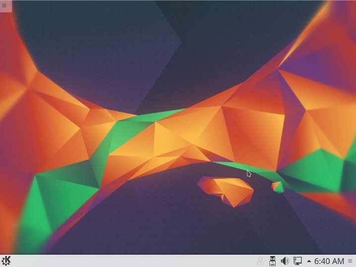 Kubuntu 16.04 LTS