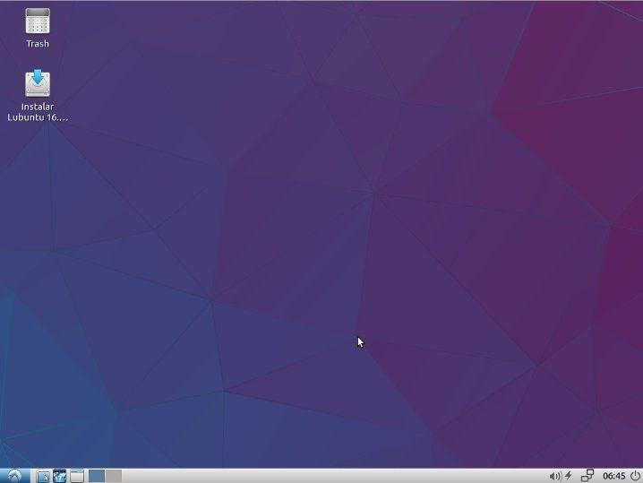 Lubuntu 16.04 LTS
