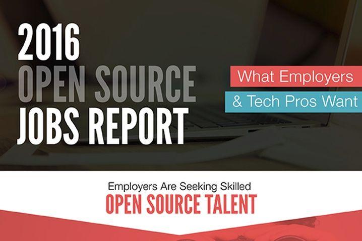 empleo open source 2016