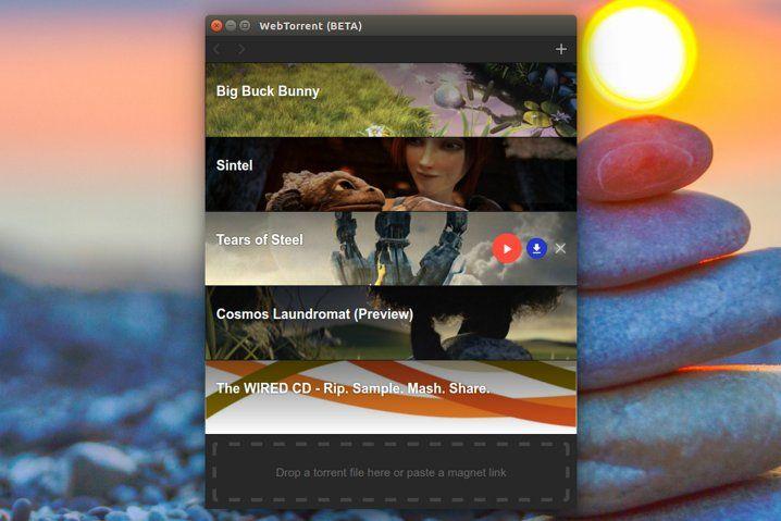 WebTorrent Desktop acelera su desarrollo y ya va por la versión 0.5.1