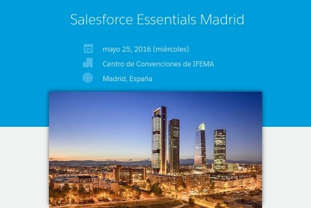 salesforce essentials 2016