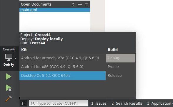 22 Configurar los kit de compilacion en Qt Creator