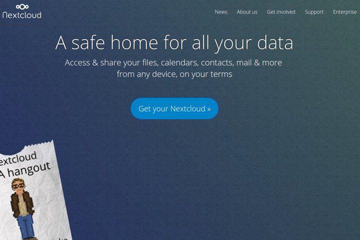 NextCloud es una bifurcación de ownCloud