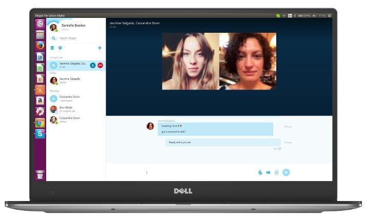 skype para linux