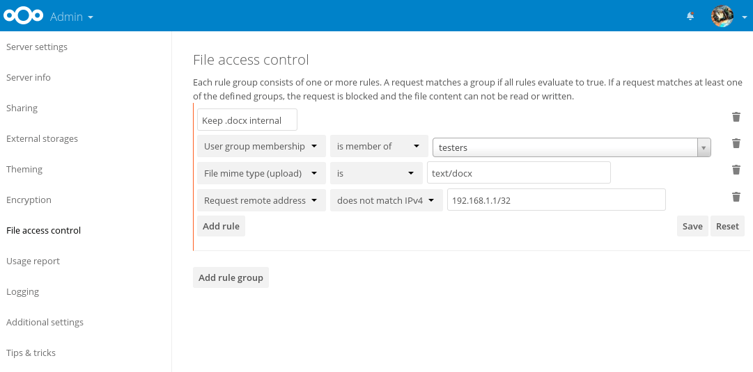 01 nextcloud 10 file-access-control