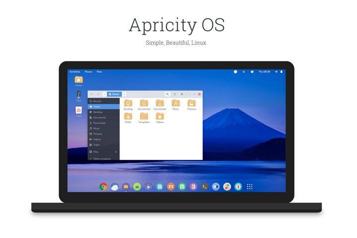 Aparece la primera versión de Apricity OS, otra distro basada en Arch Linux
