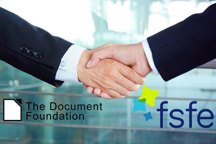 The Document Foundation y FSF Europa