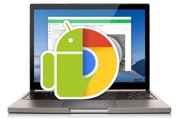 El runtime de Android para Chrome OS utiliza Wayland