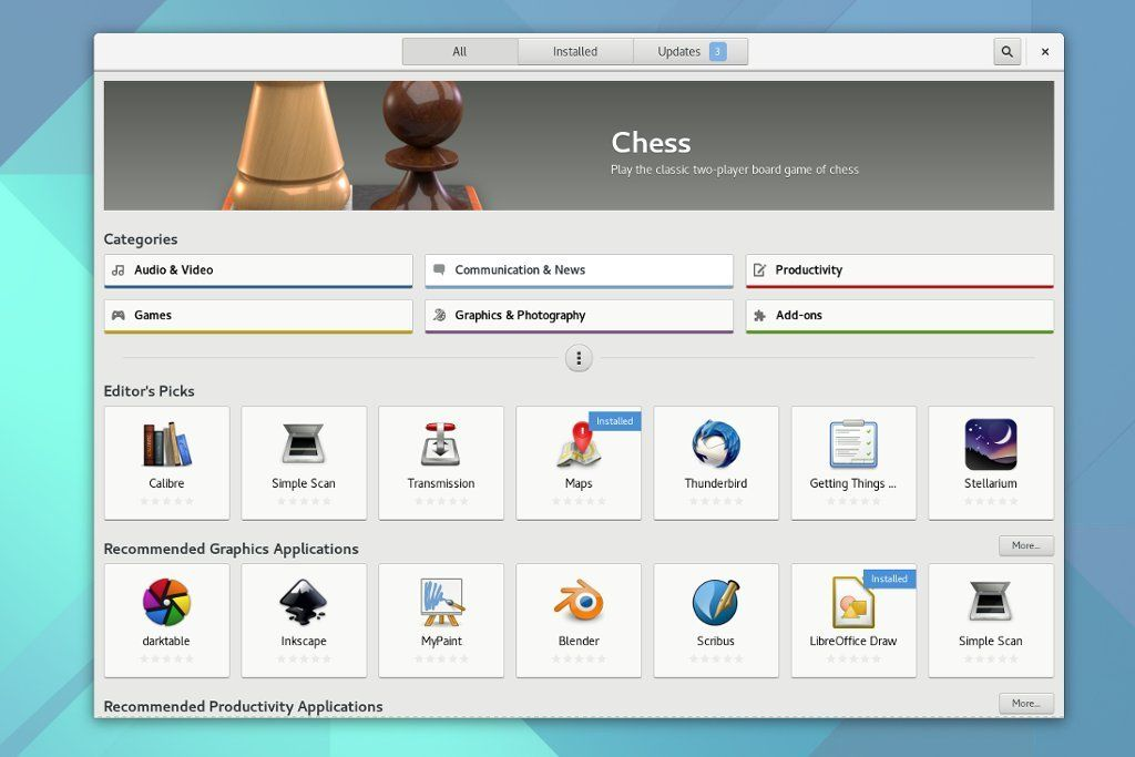 gnome software