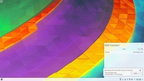 KDE Connect (Android)