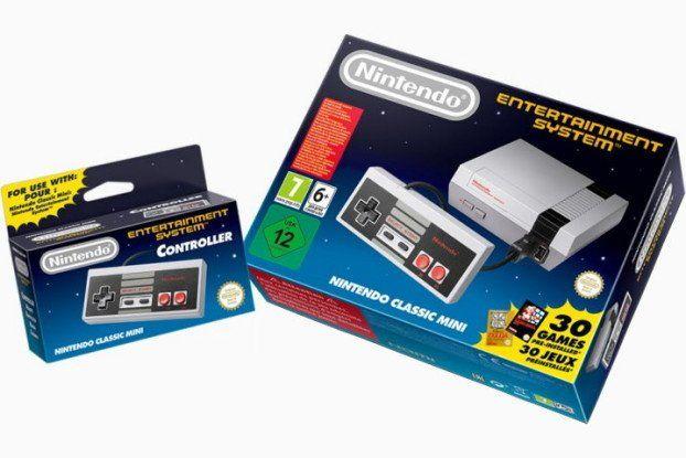 ¿Sabías que NES Mini es en realidad un ordenador Linux?