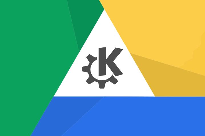 google drive kde