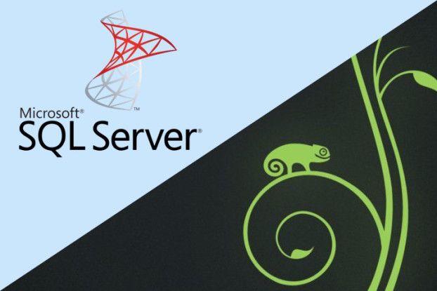 Microsoft ofrece soporte de SQL Server para SUSE