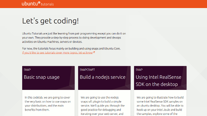 ubuntu tutorials