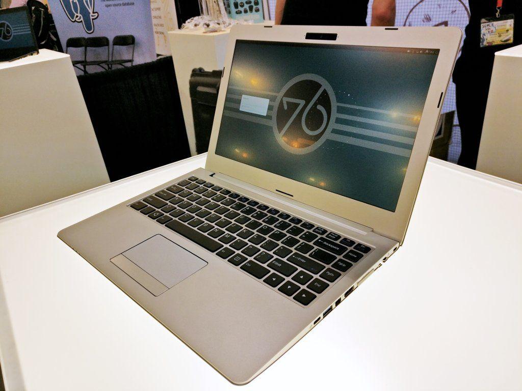 Galago Pro de System76