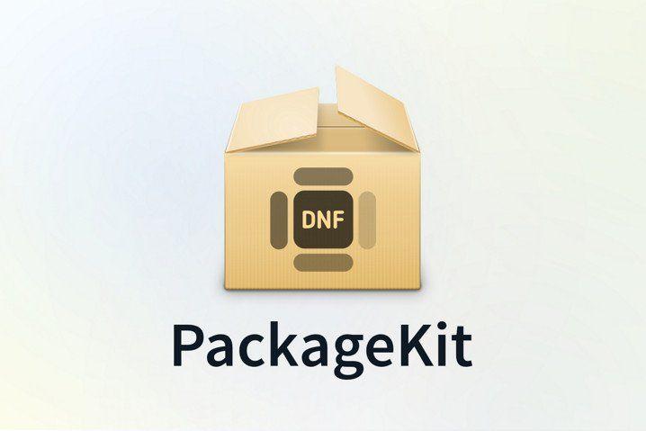 DNF y PackageKit en Fedora