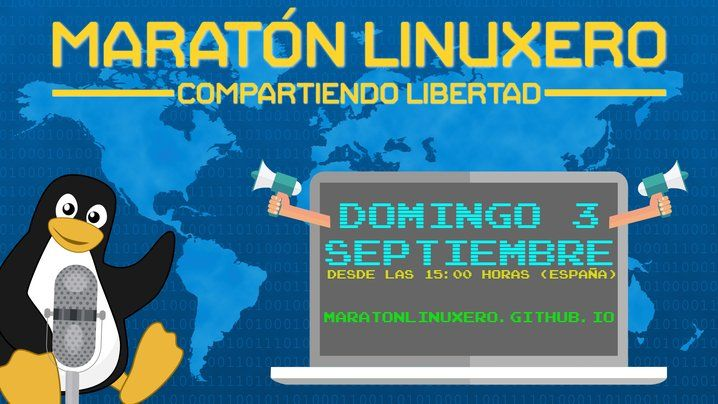 Maraton Linuxero
