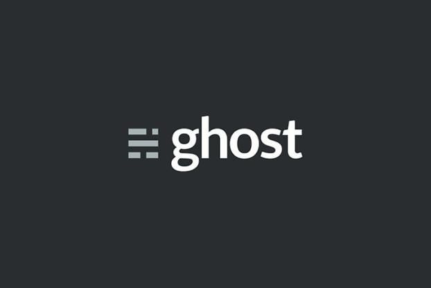 servicio de blogging Ghost