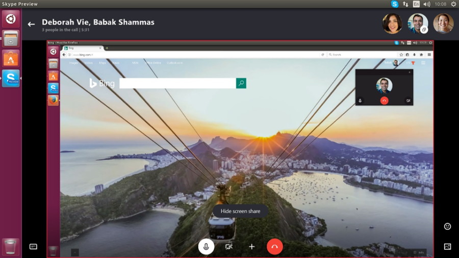 Nueva generación de Skype para Linux