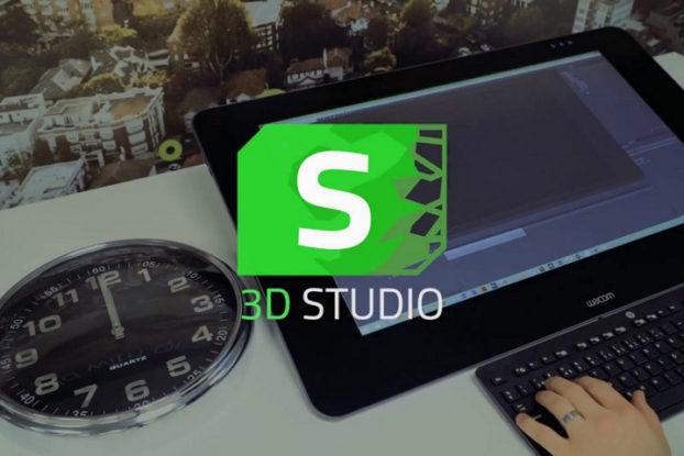 Qt 3D Studio