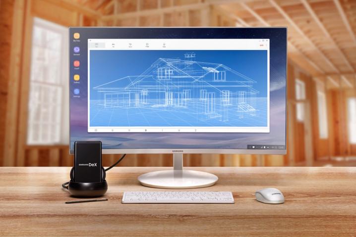 Samsung DeX Station ofrecería GNU/Linux como experiencia de escritorio