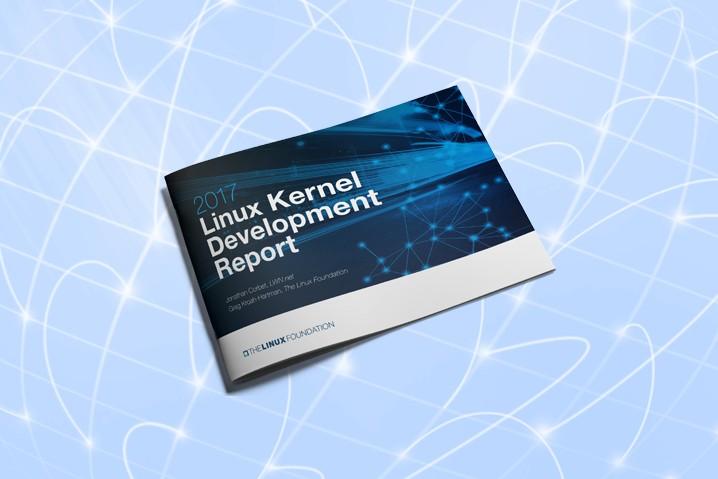 Informe anual sobre el desarrollo de Linux 2017