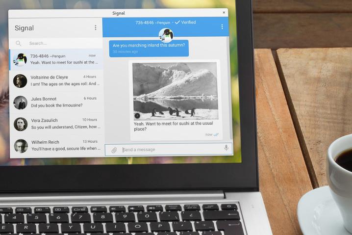 Singal Desktop