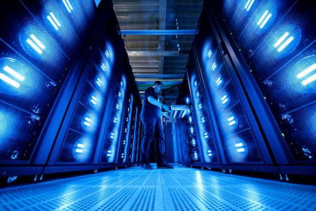 Supercomputadora con Linux