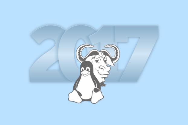 GNU/Linux en 2017