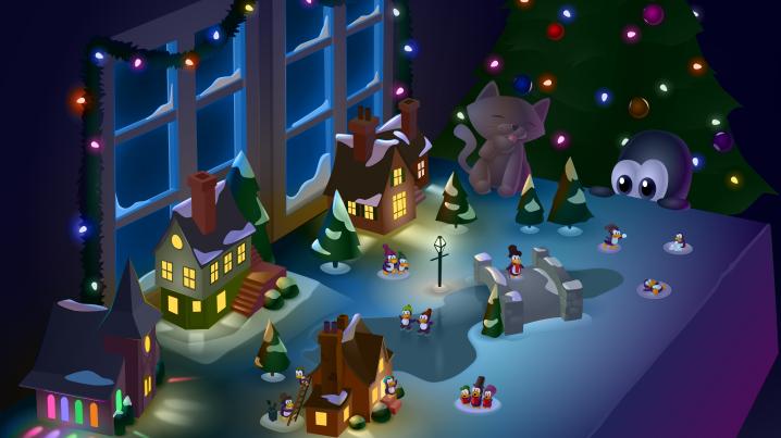 ChristmasTux2017