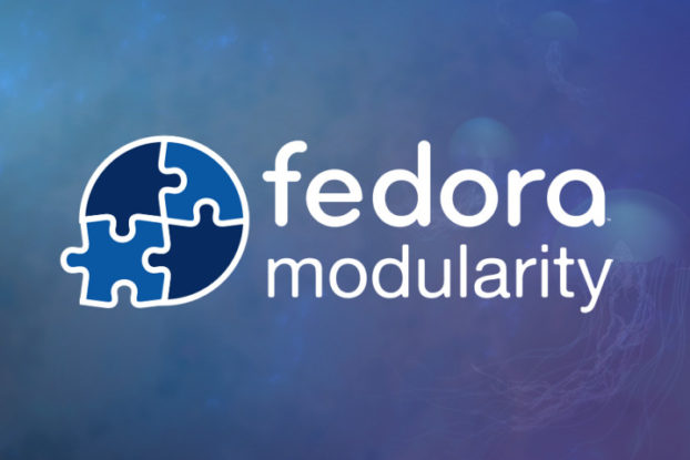 Fedora Modular Server